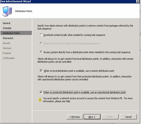 Capturing operating system images - Lenovo Deployment Pack